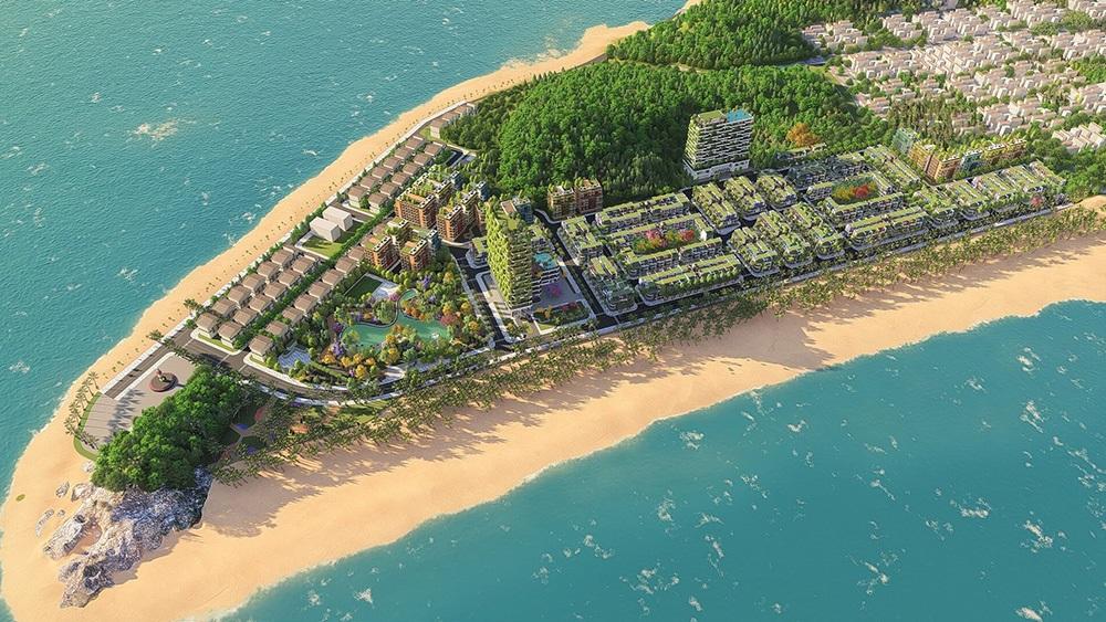 dự án flamingo crown bay