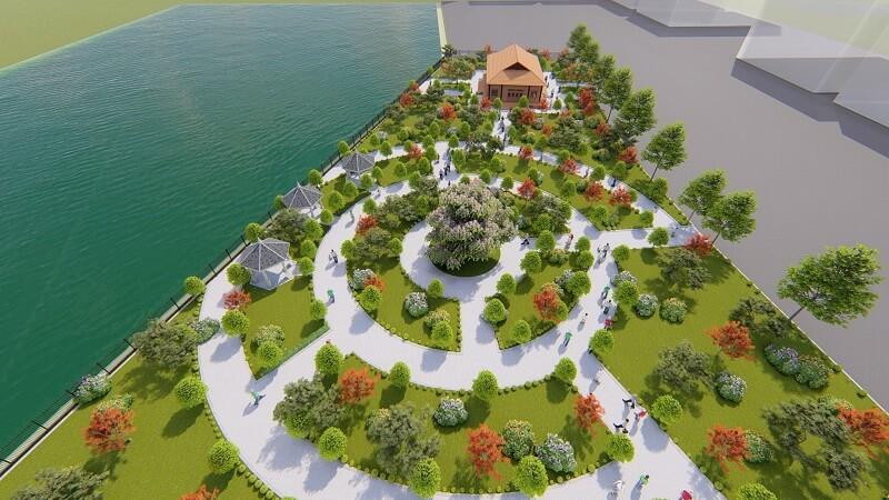 tiện ích dự án mê linh vista city