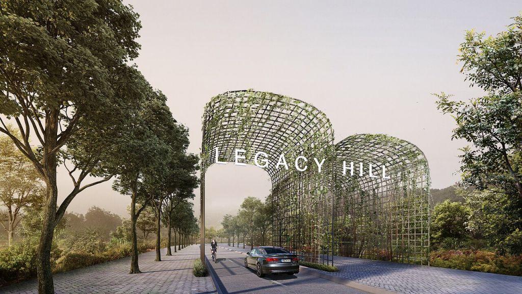 tiện ích dự án legacy hill